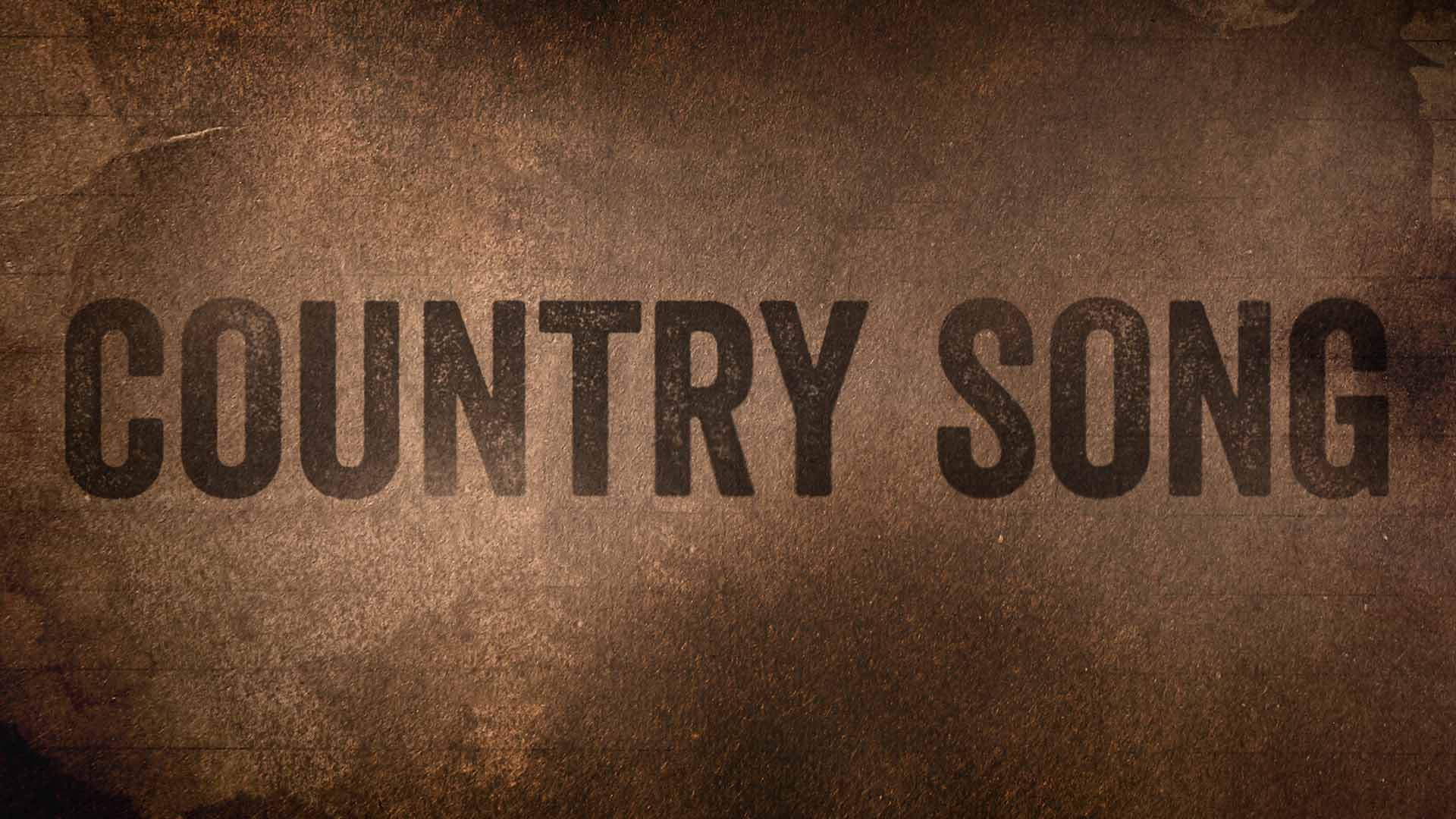 CountrySong01