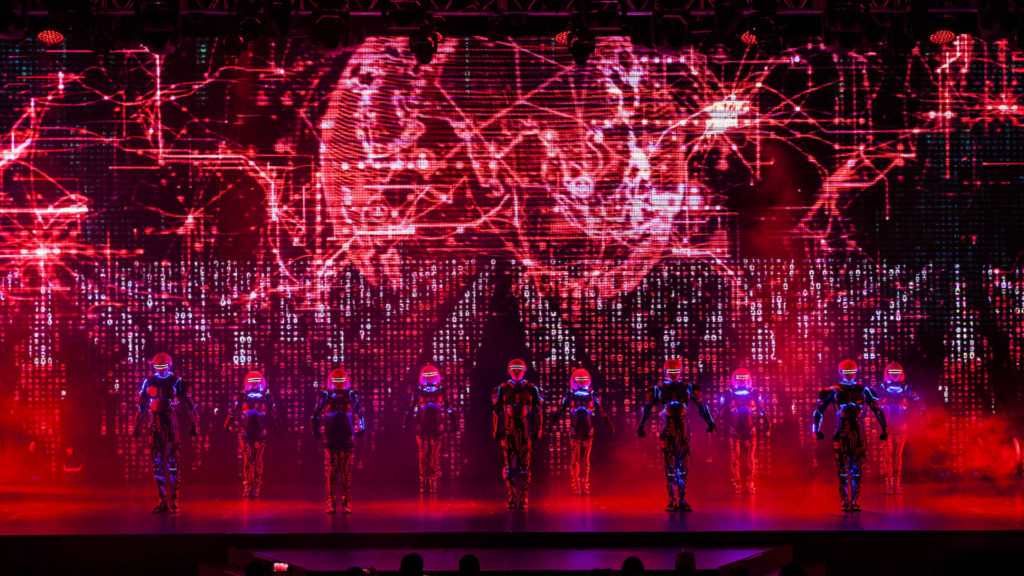 Cyber Illusion Spectacular